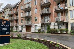 COVID-19: Premiers cas à la résidence Cavalier à LaSalle