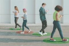 Voyez le 2 mètres de distanciation sociale grâce à votre téléphone