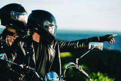 Trois suggestions de randonnée à moto au Québec