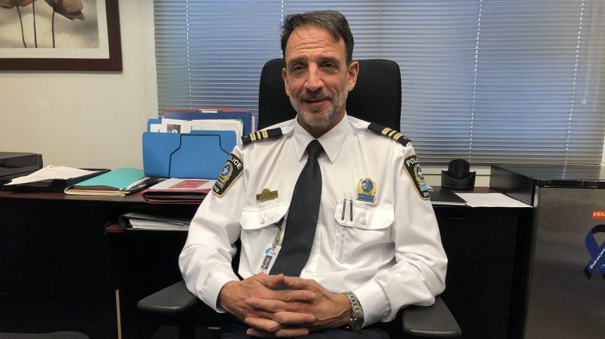 Adapter le travail des policiers à la crise