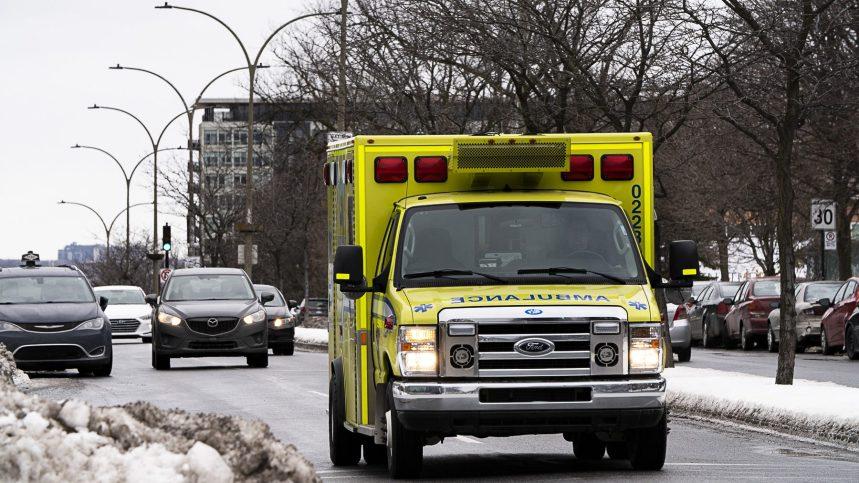 Grand Montréal: un «risque réel» de dépasser les capacités hospitalières