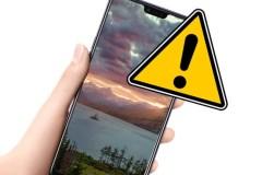 Un simple fond d'écran peut faire planter certains appareils Android