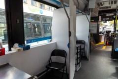 Clinique de dépistage mobile dans la Petite-Bourgogne