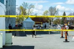 Fin du dépistage sans rendez-vous à Montréal-Nord
