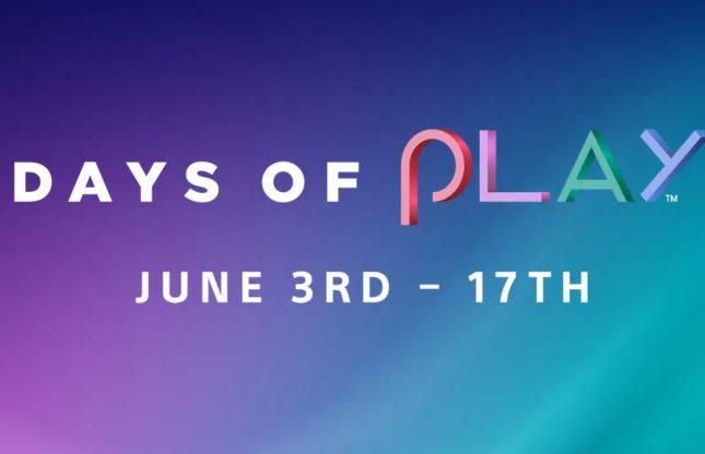 Économisez gros avec la vente Days of Play 2020