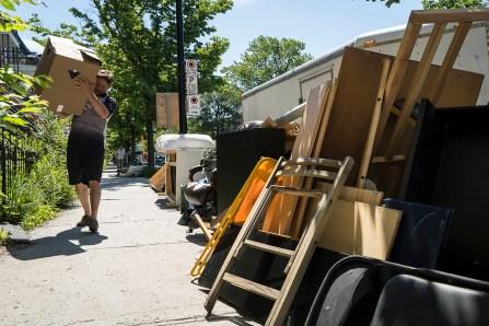 La Ville se dit prête à soutenir tous les ménages qui seront à la rue le 1er juillet