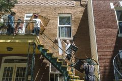 La CORPIQ fait état de locataires qui refusent de quitter leur logement