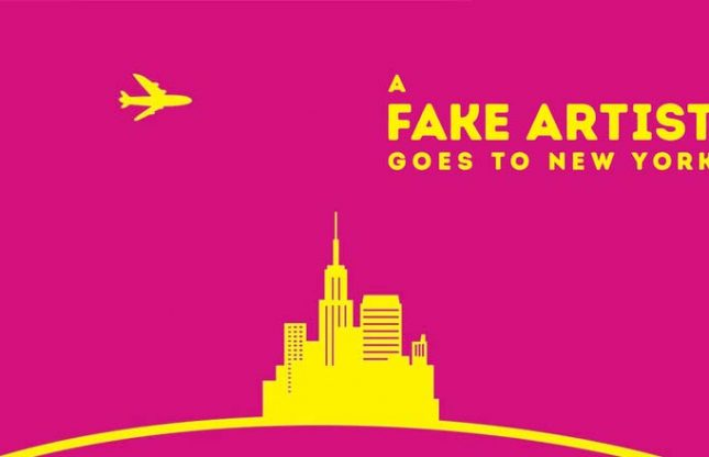 Jeu du Lundi : A Fake Artist Goes to New York