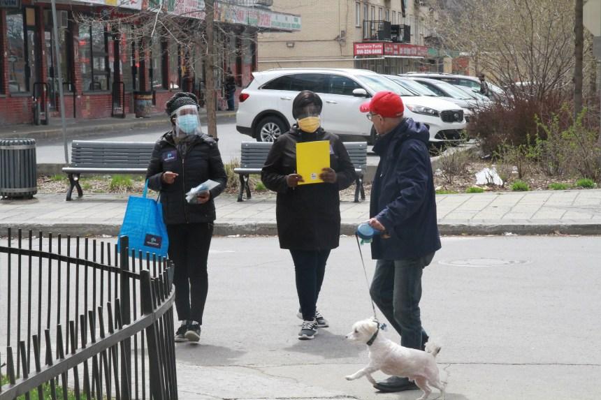 Les Nord-Montréalais se dressent contre le coronavirus