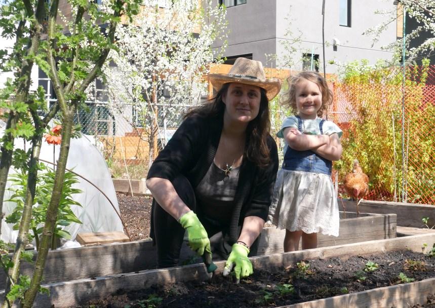 Des jardins pour se nourrir