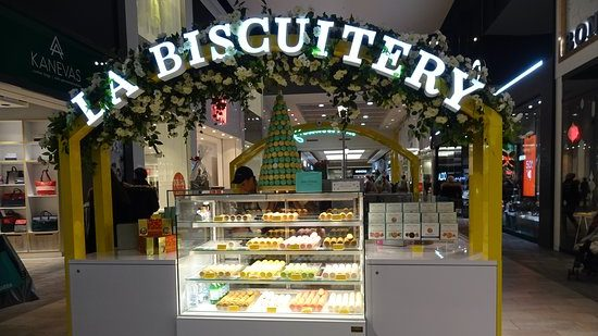 La Biscuitery: l'achat local comme mission d'affaires