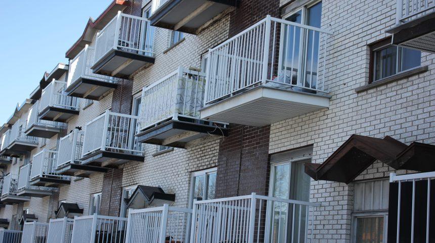 Coronavirus: le casse-tête des immeubles à logements