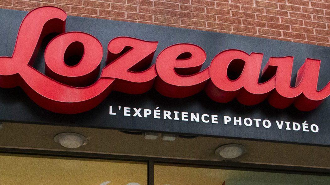 Le magasin Lozeau