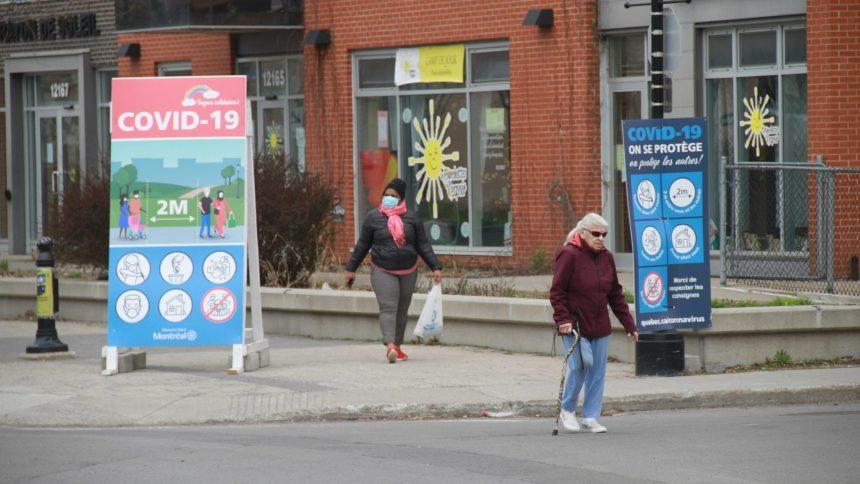 Les Nord-Montréalais respectueux des mesures, selon un sondage