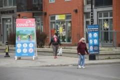 La propagation du coronavirus ralentit à Montréal-Nord