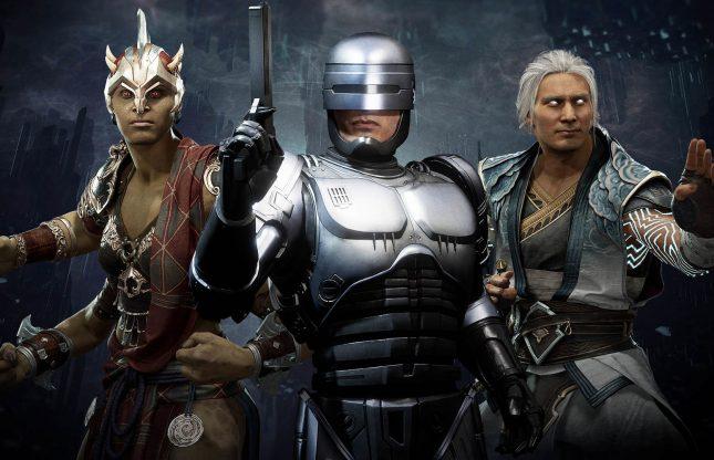 Mortal Kombat 11: Aftermath annoncé