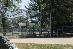 Parc Jeanne-Mance: les défenseurs du terrain de balle-molle déboutés en cour