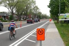 Sondage sur les VAS: certaines voies cyclables ou piétonnes pourraient-elles revenir l'an prochain?