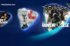 PlayStation Now ajoute Get Even, Rainbow Six Siege et The Evil Within 2