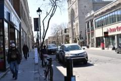 La rue Wellington devient piétonne pour encourager l'économie locale