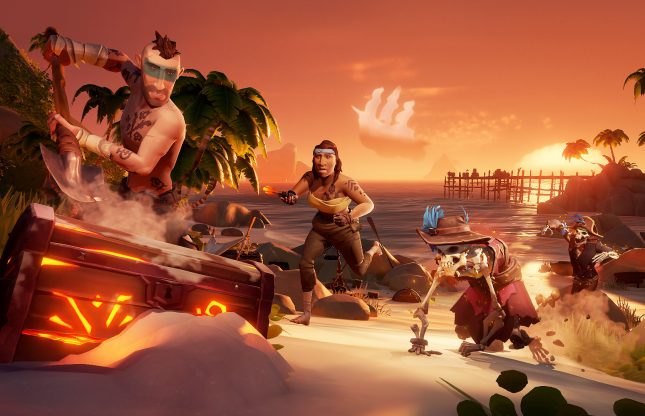 Sea of Thieves naviguera sur les eaux Steam en juin