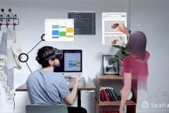 Spatial: le service de vidéoconférence en réalité augmentée gratuit