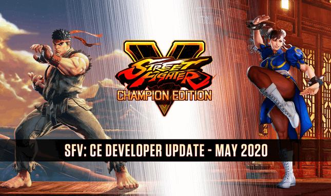 Capcom prépare la saison 5 de Street Fighter