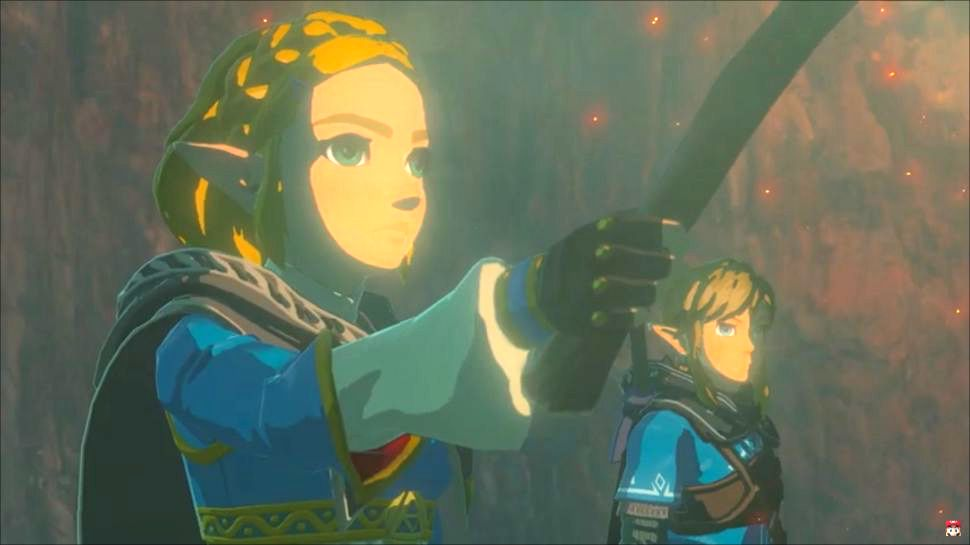 Zelda Breath of the Wild 2 (Switch) : date de sortie, trailer ...