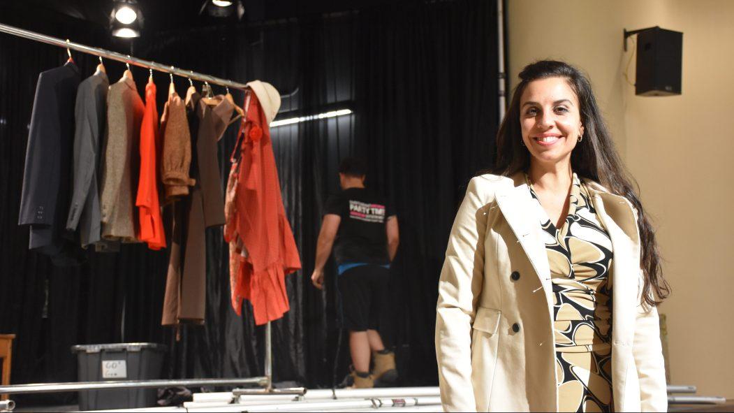 Tina Mancini, autrice de «Souviens-toi de la pluie»