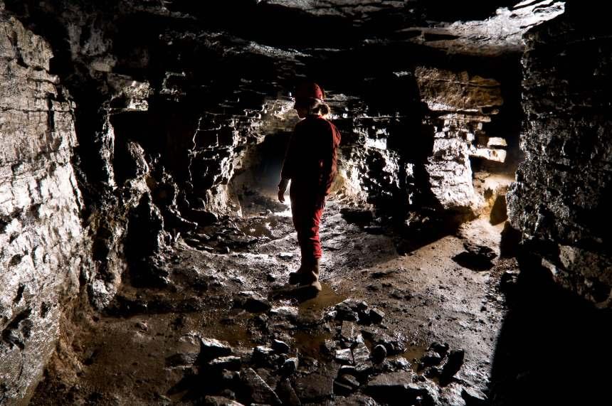 Une réouverture imminente pour la caverne Saint-Léonard