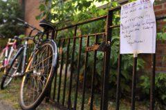 La saison des vols de vélos