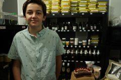 Cédric Brodeur, 13 ans et déjà chef d'entreprise