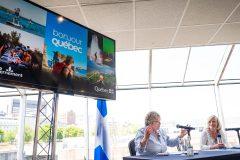 Tourisme: le gouvernement dévoile Bonjour Québec et ses forfaits pour découvrir la province