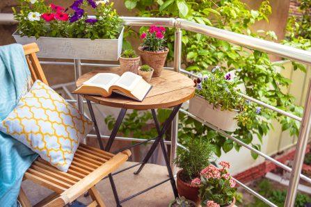 Confinement: créer une oasis sur son balcon cet été