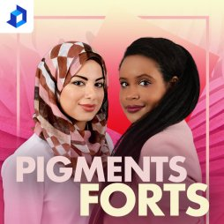 Pigments forts