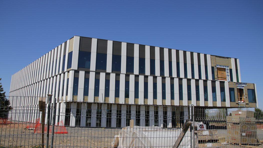 Le nouveau immeuble d'adMare BioInnovations