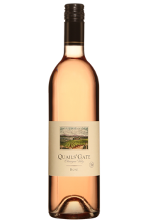 Vins canadiens, Quails' Gate Vallée de l'Okanagan 2019
