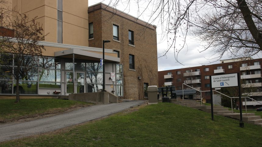La situation s'améliore au Centre d'hébergement de Saint-Laurent