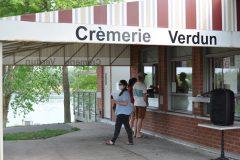 Un été incertain pour les crèmeries du quartier