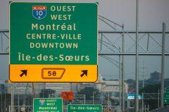 Fermeture du pont Samuel-De Champlain: trafic à l'horizon pour le week-end