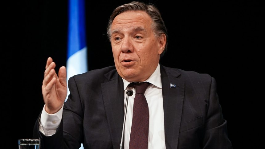 Sans les CHSLD, le Québec aurait gagné «sur toute la ligne», dit Legault