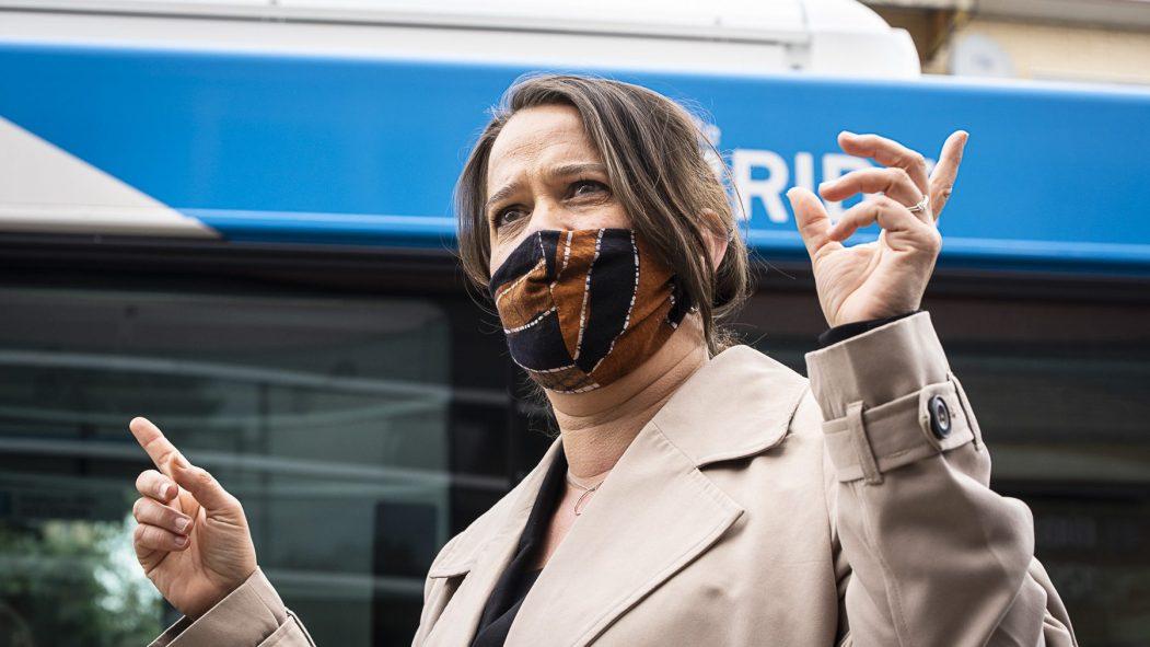 La directrice régionale de santé publique de Montréal, Mylène Drouin