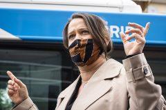 Coronavirus: les autobus de dépistage montréalais plient bagage