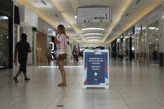 Galeries d'Anjou: les clients reviennent acheter et se rafraîchir
