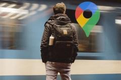 Nouvelles fonctions sur Google Maps pour les trajets en temps de Covid-19