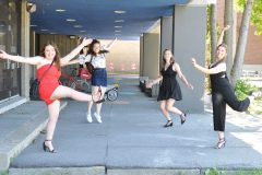 Célébrer la graduation selon les «nouvelles» règles de l'art