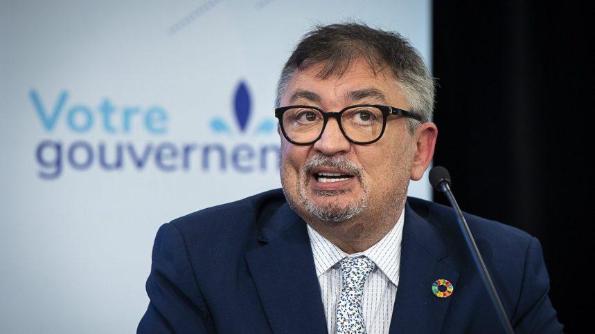 Coronavirus: la santé publique refuse d'exclure Saint-Lazare de la CMM