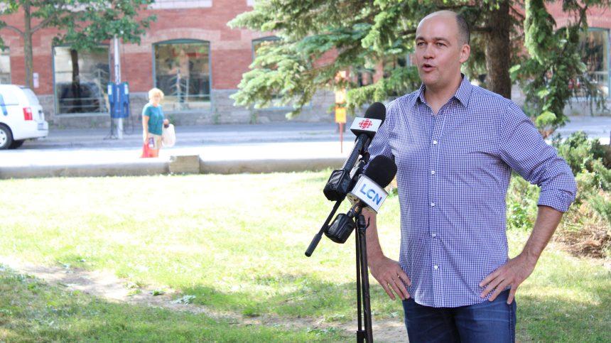 PQ: Guy Nantel devient officiellement candidat à la chefferie
