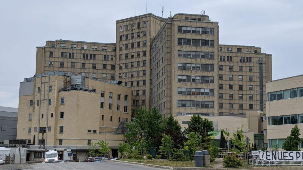 l'Hôpital Maisonneuve Rosemont