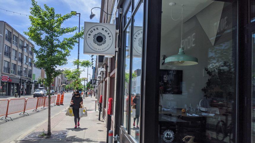 Les restaurateurs de Rosemont impatients d'accueillir leurs clients